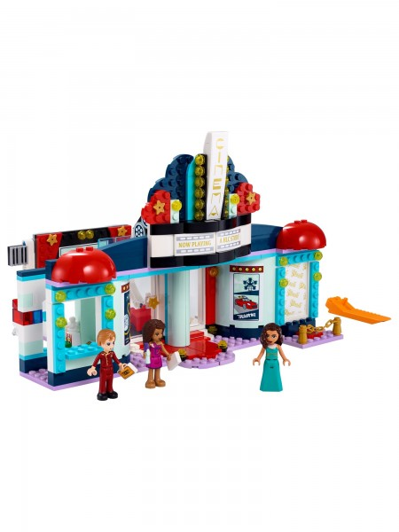 Friends - Lego - Heartlake City Kino