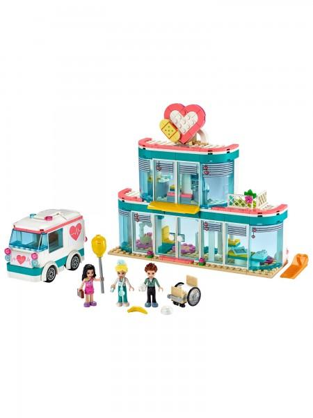 Lego - Krankenhaus von Heartlake