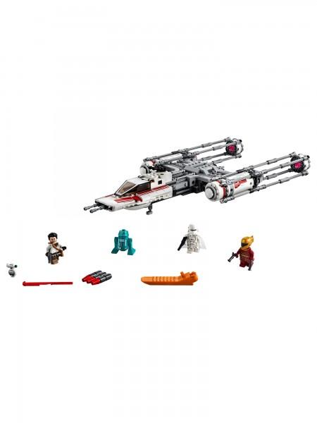 Lego - Widerstands Y-Wing Starfighter