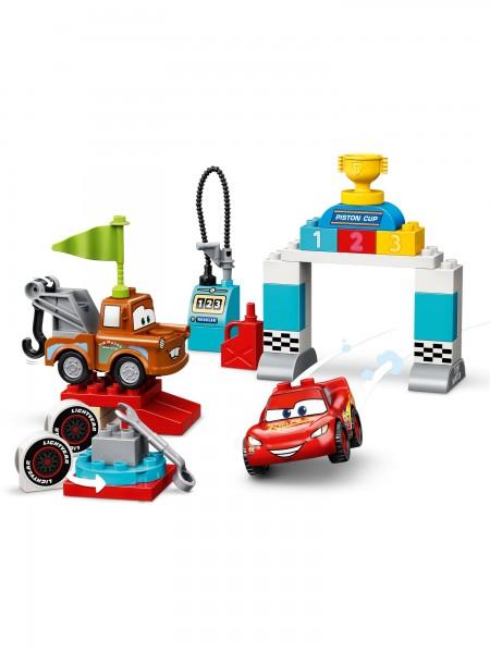DUPLO® - Lego - Lightning McQueens großes Rennen