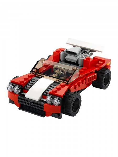 Creator 3-in-1 - Lego - Sportwagen
