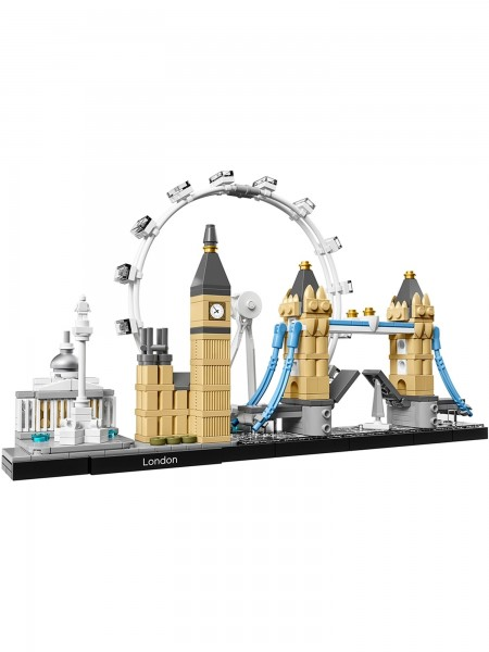 Architecture - Lego - London