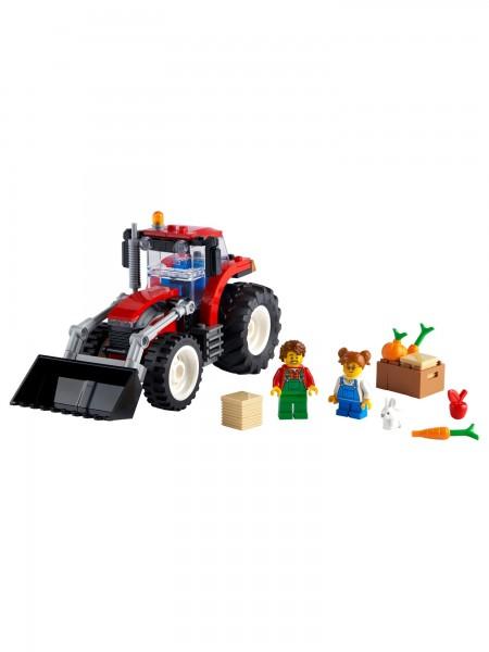 City - Lego - Traktor