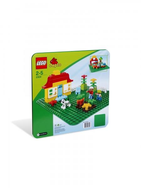 DUPLO® - Lego - Bauplatte grün Duplo