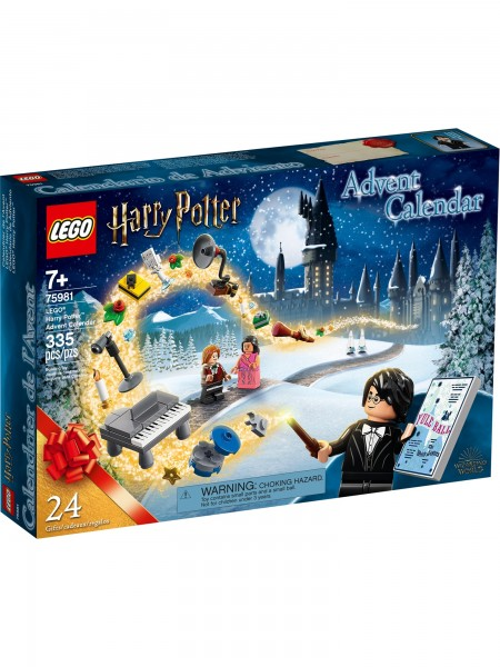 Lego - Harry Potter Adventskalender
