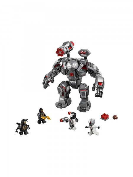 Lego - War Machine Buster