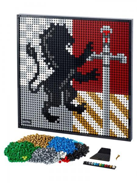 Lego - Harry Potter Hogwarts Wappen