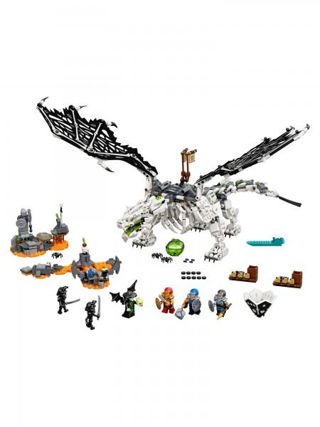 NINJAGO® - Lego - Drache des Totenkopfmagiers