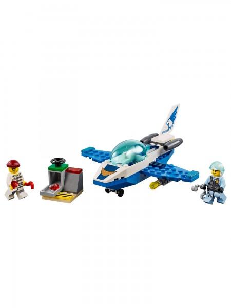 Lego - Polizei Flugzeugpatrouille