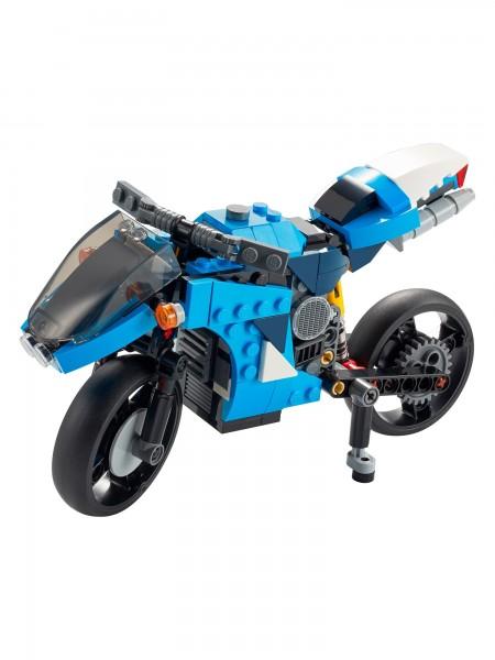 Lego - Geländemotorrad