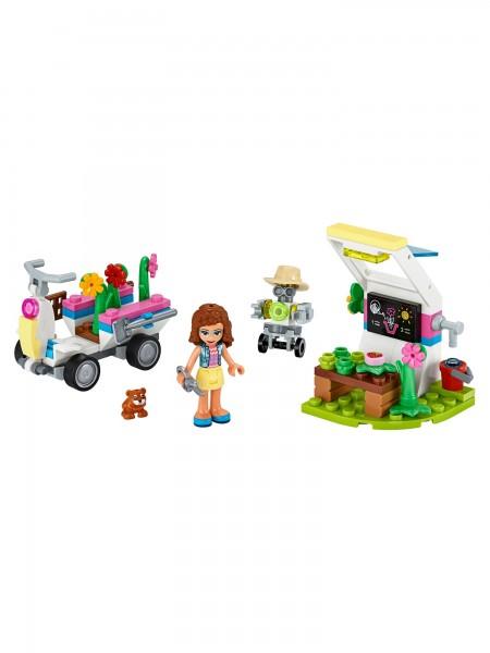 Friends - Lego - Olivias Blumengarten
