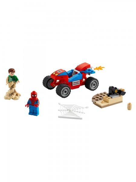 Lego - Das Duell von Spider-Man und Sandman