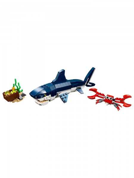 Lego - Bewohner der Tiefsee