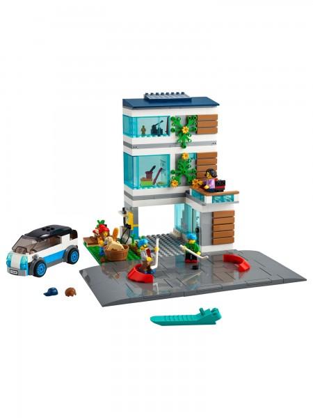 City - Lego - Modernes Familienhaus