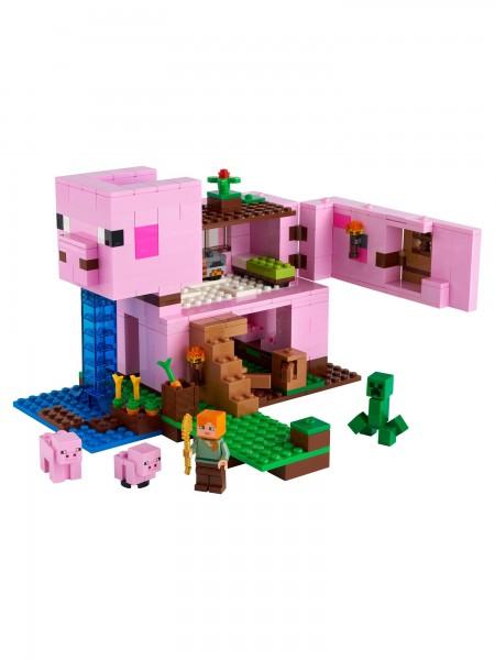 Lego - Das Schweinehaus