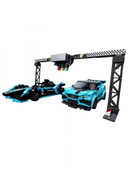 Lego - Formula E Panasonic Jaguar