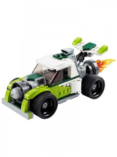 Creator 3-in-1 - Lego - Raketen-Truck