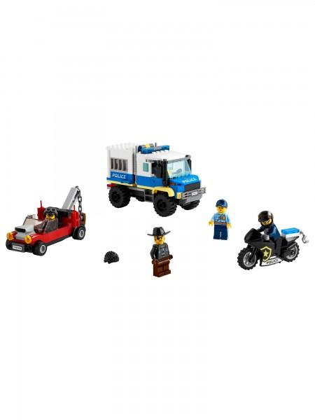 City - Lego - Polizei Gefangenentransporter