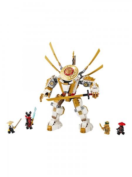 Lego - Goldener Mech