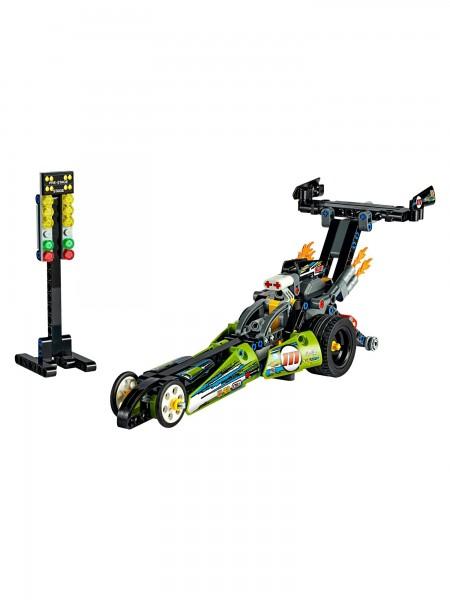 Lego - Dragster Rennauto