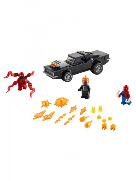 Lego - Spider-Man und Ghost Rider vs. Carnage
