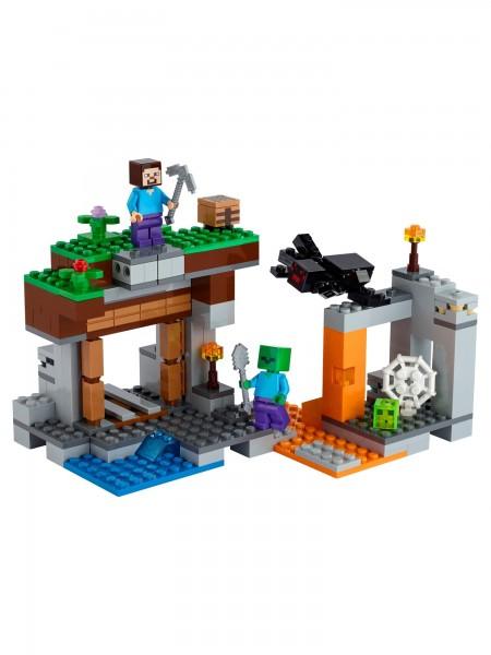 Lego - Die verlassene Miene