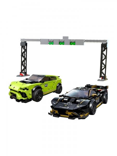 Lego - Lamborghini Urus ST-X & Lamborghini Huracán Super Trofeo EVO