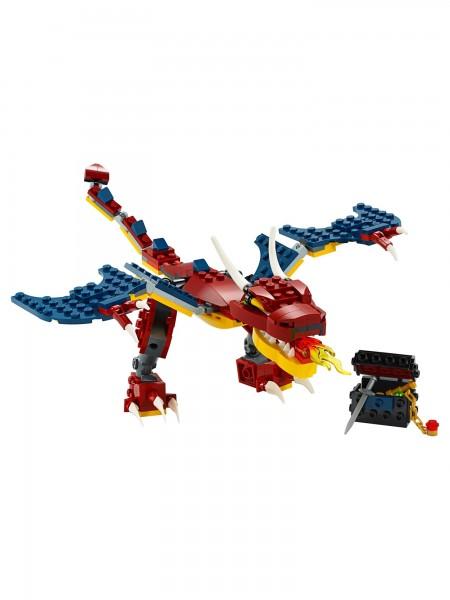 Creator 3-in-1 - Lego - Feuerdrache