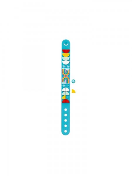 Lego - Regenbogen Armband