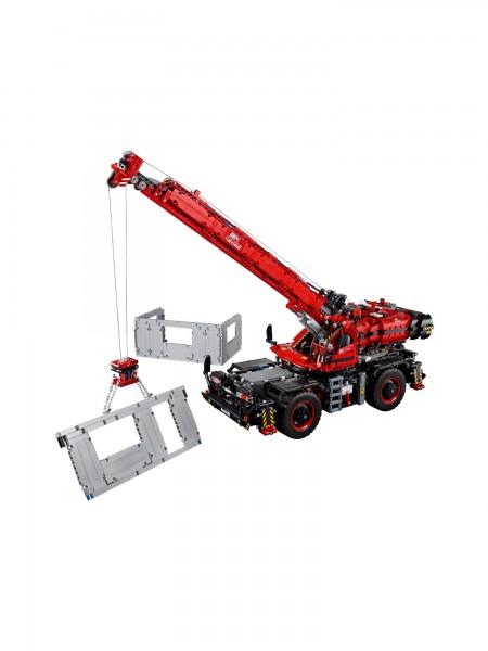 Lego - Geländegängiger Kranwagen