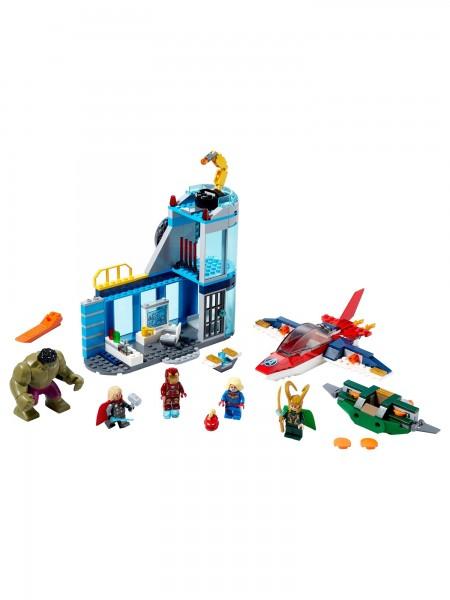 Lego - Avengers - Lokis Rache
