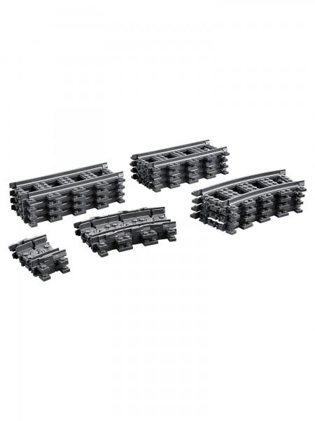 City - Lego - Schienen