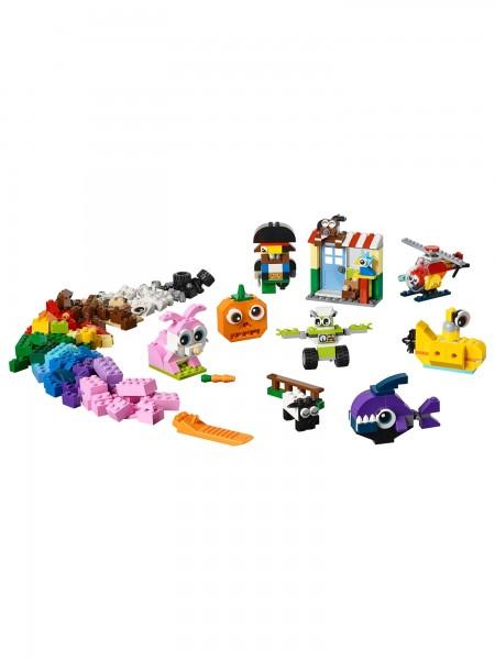 Lego - Bausteine Witzige Figuren
