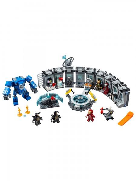 Lego - Iron Mans Werkstatt