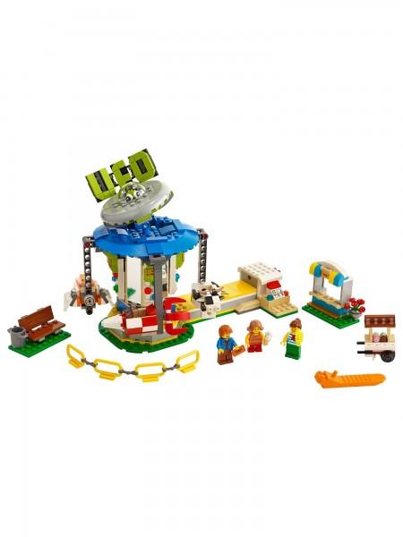 Lego - Jahrmarktkarussell