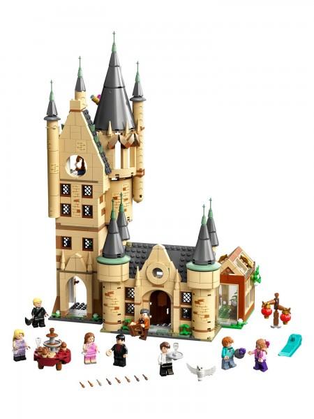 Lego - Astronomieturm auf Schloss Hogwarts