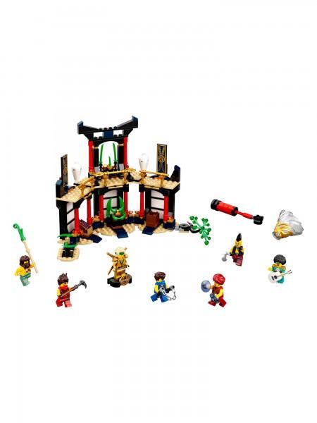 Lego - Turnier der Elemente