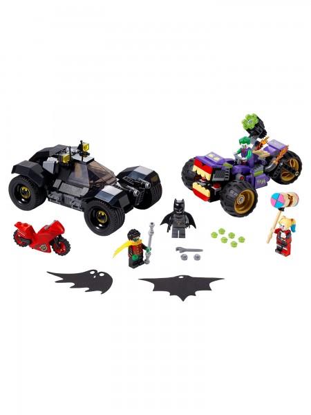 Lego - Jokers Trike-Verfolgungsjagd