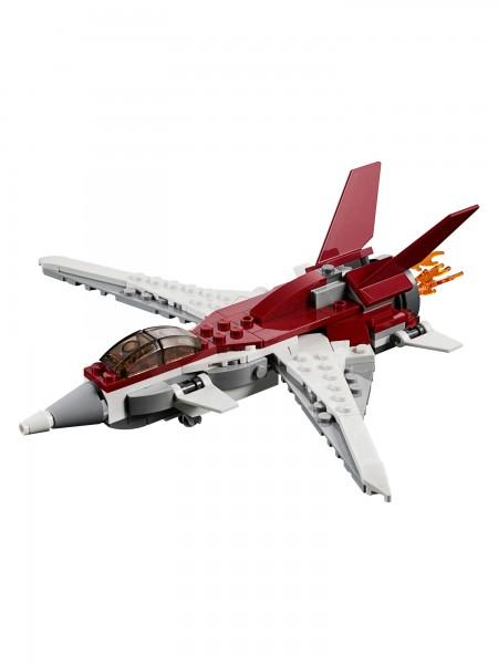 Lego - Flugzeug der Zukunft