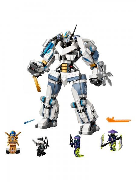 Lego - Zanes Titan-Mech