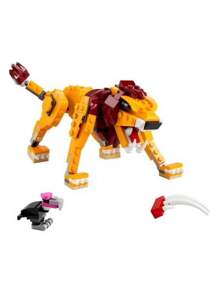 Creator 3-in1 - Lego - Wilder Löwe