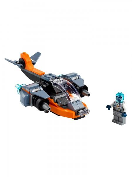 Creator 3-in1 - Lego - Cyber-Drohne