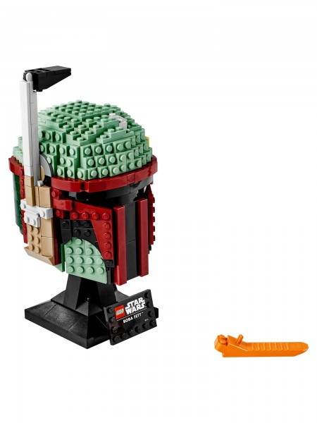 Lego - Boba Fett Helm
