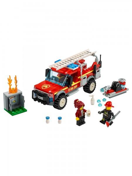 Lego - Feuerwehr-Einsatzleitung