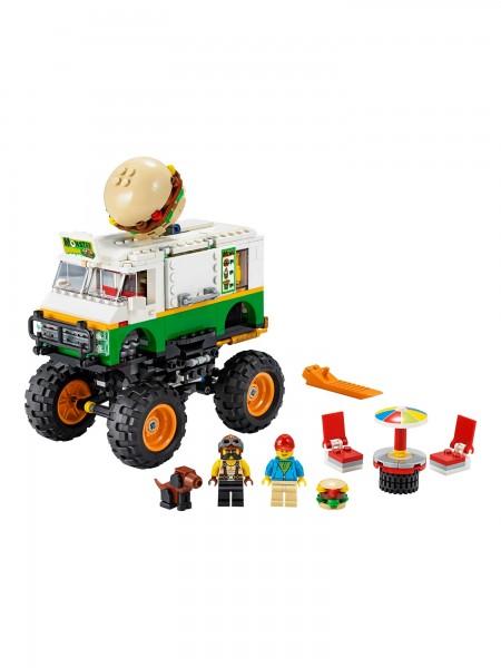 Creator 3-in-1 - Lego - Burger-Monster-Truck
