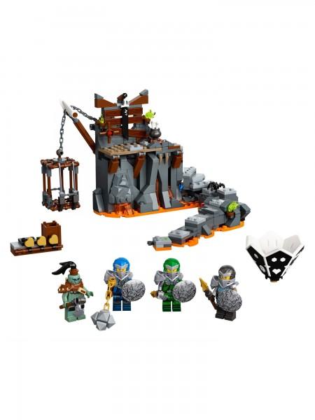 Lego - Reise zu den Totenkopf-Verliesen