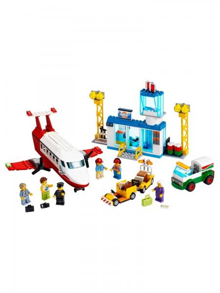 City - Lego - Flughafen