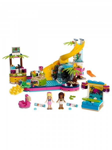 Lego - Andreas Pool-Party