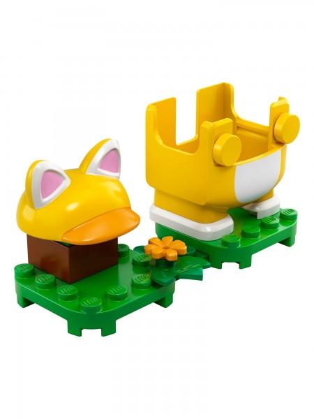 Lego - Katzen-Mario - Anzug