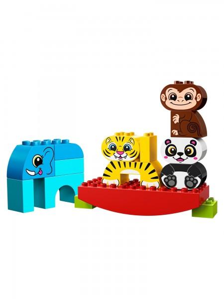 Lego - Meine erste Wippe mit Tieren